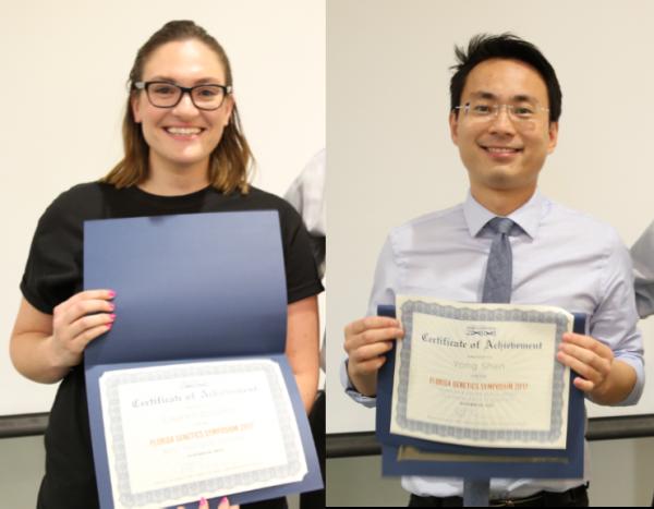 Congratulations to Florida Genetics Symposium Winners
