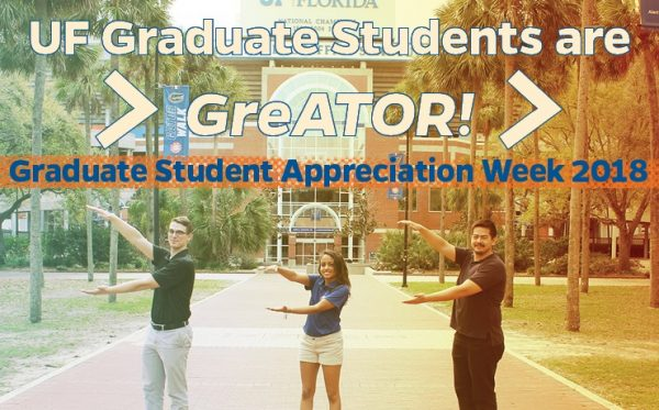Grad Student Appreciation Flyer