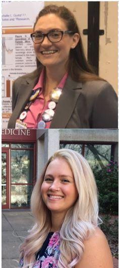 Lauren Douma & Kristen Solocinski